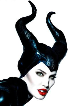 Making of Maleficent Horns