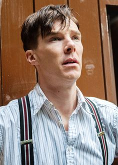 Benedict Cumberbatch in 'The Imitation Game' Benedict Sherlock, Sherlock Bbc, Martin Freeman, Lee Min Ho, The Imitation Game, Alan Turing, Benedict And Martin, Jimin, Movies 2014