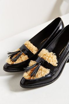 Intentionally Blank Smarty Loafer ($199)