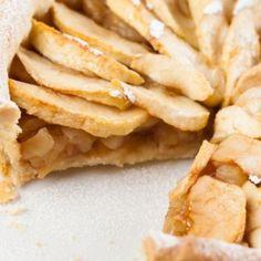 Deep Dish Apple Caramel Pie Recipe