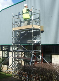 Our aluminium scaffold product range is manufactured in compliance with National and International standards including ISO and ANSI requirements. We are dedicated to providing safe, efficient and innovative access products for both low and high reach work locations. For more information login @ http://www.alloyaccess.ie