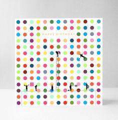 The Dot Painters – Eleanor Stuart