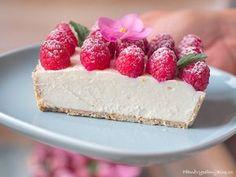 Koláč s malinami a mascarpone Sweet Recipes, Cheesecake, Food And Drink, Serving Ideas, Cakes, Recipes, Mascarpone, Cake Makers, Cheesecakes