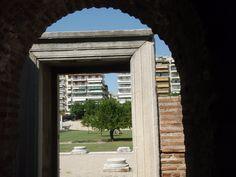 Ancient Roman Forum Roman Forum, Thessaloniki, Ancient Romans, Greece, Explore, Greece Country, Exploring