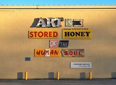 Love this...in San Antonio, TX