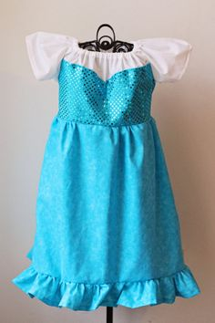 Elsa from Frozen 'Inspired' Everyday by Allinclusivedesigns, $34.00