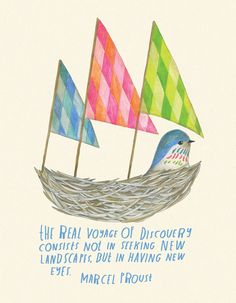 Voyage of Discovery - Limited Edition Print