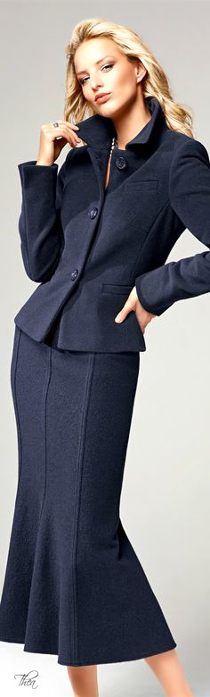 Well Suited | The House of Beccaria~