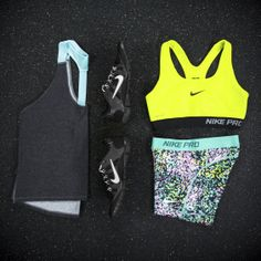 Check out the Nike gear Skylar Diggins wears training during the off season.