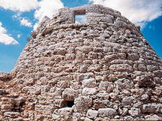 Talayote - Talayote de Torellonet Vell (Menorca).