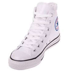 Converse Chuck Taylor 104197 Leather White Hi Top Shoe @$94.99 ! Buy now at GetShoes.ca