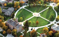 Location - The Oval @ The University of Montana.  We will be in the center, with the guests facing University Hall.