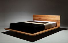 Risultati immagini per schwebendes bett Bedroom Bed Design, Dream Bedroom, Bedroom Furniture, Furniture Design, Bedroom Decor, Platform Bed Designs, Luxury Furniture Stores, Floating Bed, Bed Base