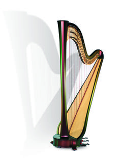 27 Best Harp images in 2015 | Harp, Instruments, Orchestra