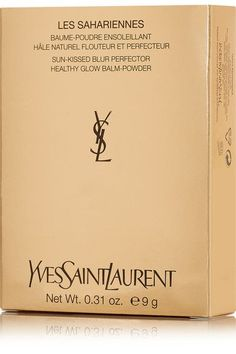 Yves Saint Laurent Beauty - Les Sahariennes Healthy Glow Balm-powder - Abricot 1 - Tan - one size