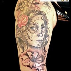 awesome Top 100 mexican tattoos - http://4develop.com.ua/top-100-mexican-tattoos/ Check more at http://4develop.com.ua/top-100-mexican-tattoos/