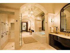 walk in shower idea