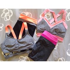 """cupcakesandcurlsyyc: """"Loving @forever21 new workout gear. So cute  #yyc #workout #sweatonceaday #sundayrunday #summer"""""""