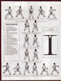 taekwondo patterns from beginner to black belt pdf