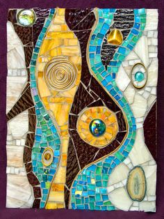 "Mosaic - ""It Takes a Village"" - Alicia Becknauld"