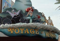 This Week in Disney History: Voyage of The Little Mermaid Debuts at Disney's Hollywood Studios
