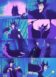 My favorite Disney Villain!! so scared this new movie will ruin her