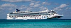 great stirrup cay bahamas | This is the Gem in the waters off Great Stirrup Cay, NCL (Norwegian ...