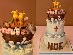 Noah's ark - Cake by CakesVIZ