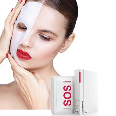 Calm, hydrate and moisturise your skin with the SOS repair mask - specifically formulated to decrease redness associated with inflammatory conditions. Consult  your pHformula skin specialist about the benefits of applying this innovative mask. #pHformula #skinresurfacing #artofskinresurfacing #skinhealth  #winterskin  #barrierprotection #SOS