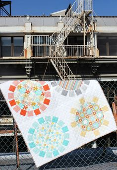 Free Pattern! Sundial Quilt | Dear Stella Design
