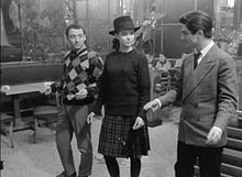 """Mise en Abyme. Bande à part (film) Godard. The famous Madison scene: Odile and Arthur decide to dance. Franz joins them as they perform a dance routine. The music is R&B or soul music composed for the film by Michel Legrand, but Anna Karina said the actors called it """"the Madison dance"""".[2] This scene influenced the dance scene with Uma Thurman and John Travolta in Quentin Tarantino's Pulp Fiction."""