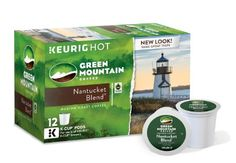 #Amazon: $10.99: 6-Pack of 12-Count Green Mountain Coffee K-Cups(Nantucket Blend) $10.44  Free Shipping from Am... #LavaHot http://www.lavahotdeals.com/us/cheap/6-pack-12-count-green-mountain-coffee-cupsnantucket/92332