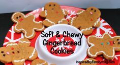 These soft Gingerbread Cookies are amazing! Pull out the molasses and let's start baking! Traditionally, gingerbread cookies are hard and I like them that way but when I had these soft, straight out of the oven chewy gingerbread cookies I was sold on them.  You can taste the ginger and cinnamon with every bite! …