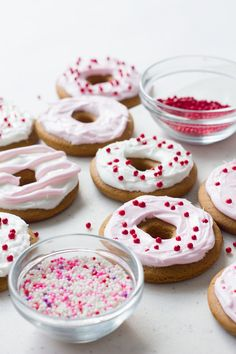 Gingerbread donut #cookie recipe. Sounds delicious; looks even better! #MindfulLiving OurMLN.com