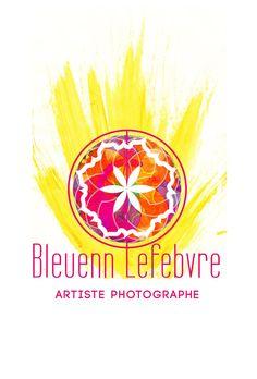 Logo Bleuenn Lefebvre | JulienG graphiste illustrateur Webdesigner Vendée Nantes