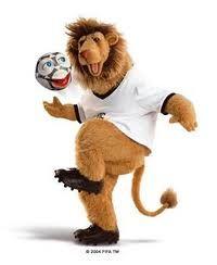 Mascota del Mundial de Fútbol Alemania 2006 - Goleo el León