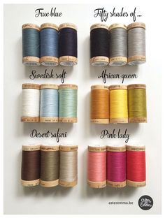 Scanfil 100% bio organic cotton yarn GOTS #asteremma