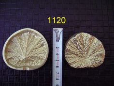 Flower Molds are used for making artificial flowers and giving a real vein or curves. https://www.facebook.com/YapayCicekKaliplari      -My molds which have wooden handles are made by brass casting.    -The casting models are mine own design.   -I can create different private molds by a photograph, sample flower leaf or a dimensioned drawing.After I see any sample,