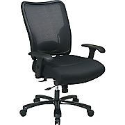 Buy Office Star™ SPACE® Big and Tall Air-Grid Mesh Back Task Chair…