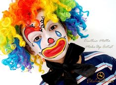 Maquiagem Artística Palhaço
