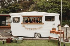 Here's some of our awesome team! Caravan Bar, Recreational Vehicles, Awesome, Camper Van, Campers, Single Wide