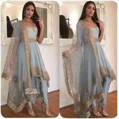 37 ideas for indian bridal wear lehenga bollywood Indian Wedding Fashion, Indian Wedding Outfits, Pakistani Outfits, Indian Bridal, Indian Engagement Outfit, Indian Fashion Salwar, Indian Lengha, Indian Party Wear, Indian Outfits Modern