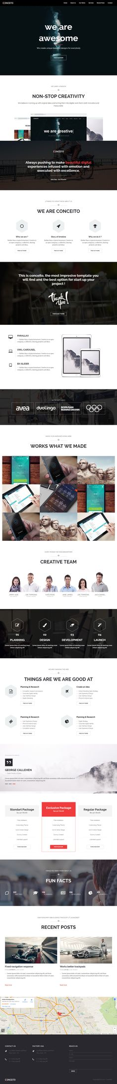 Muse Mobile Templates