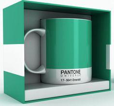 Pantone coffee mug - Color of the Year 2013