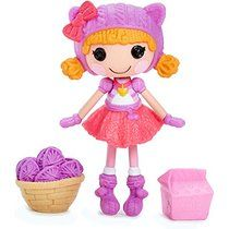 Lalaloopsy Minis Doll- Fluffy Pouncy Paws