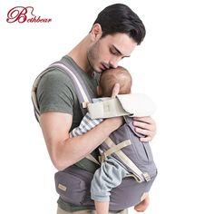 Bethbear 0 - 36 Months Baby Carrier Ergonomic Sling Backpack