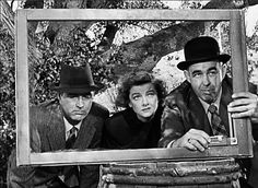 """Cary Grant and Myrna Loy, """"Mr. Blandings Builds His Dream House"""" (1948)."""