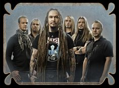 For all you heavy metal lovers: #Amorphis! See you next time at #Sonisphere in Helsinki Monday 4th June.
