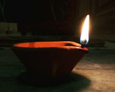 A small lamp has plenty to say. You run out of fuel you die, so keep fighting, keep spreading light and never give up.  #Diwali #lamp #2016 #neverbackdown #happydiwali  #photography #phonography
