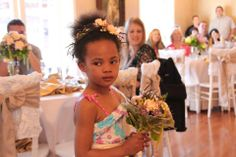 Later in the evening, this flower girl treated us to some fantastic dancing, too. Thank you!